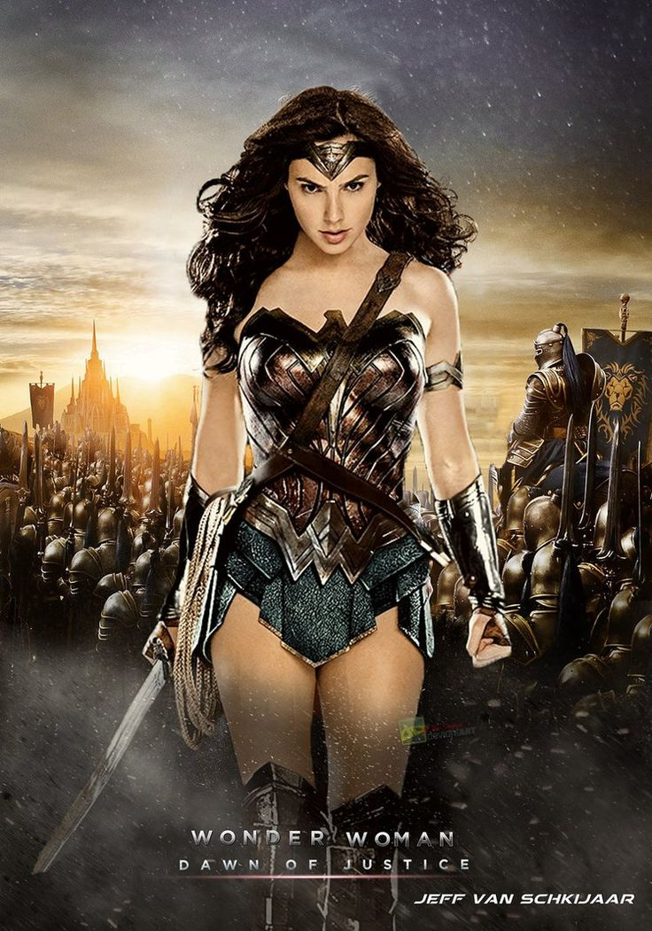 Wonder Woman Movie Porn