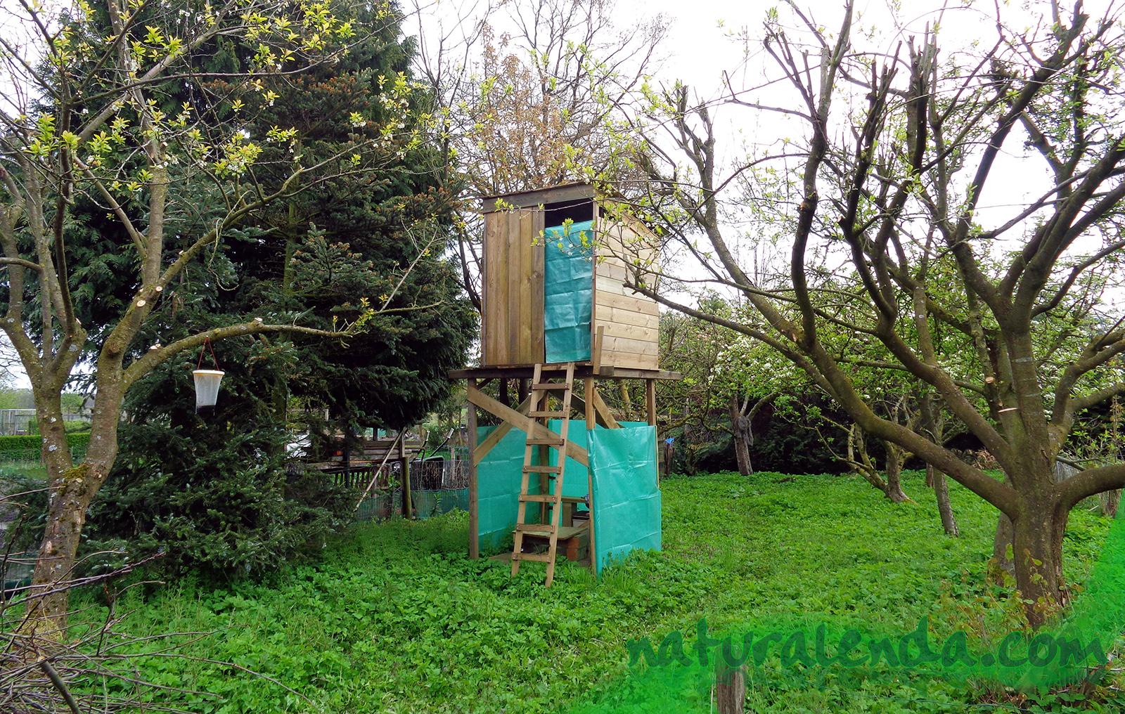 casita del huerto