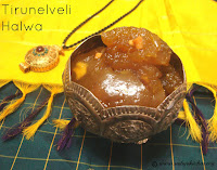 images of Tirunelveli Halwa Recipe / Godhumai Halwa Recipe / Thirunelveli Iruttu Kadai Halwa Recipe / Wheat Halwa Recipe- Diwali Sweet Recipes
