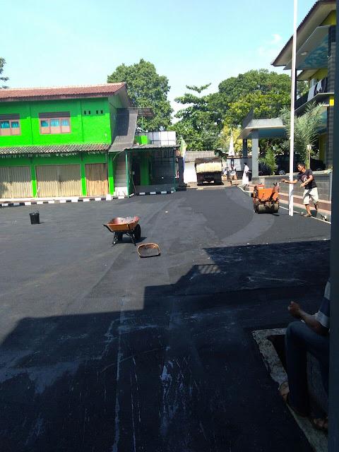 Jasa Pengaspalan Jalan Murah Bandung Jawa Barat