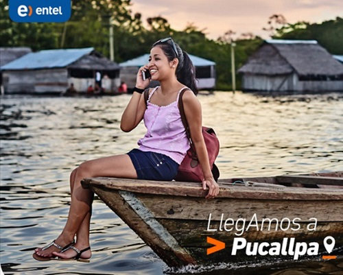 ENTEL EN PUCALLPA
