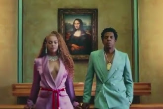 "The Carters – ""APES**T"" (Official Video)"