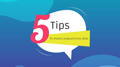 5 نصائح لتحترف البرمجة