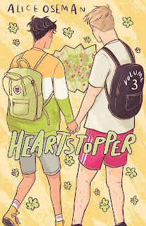[Rezension] Heartstopper Volume 3 – Alice Oseman