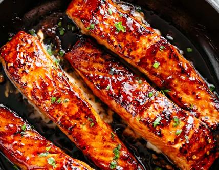 Firecracker Salmon Recipe