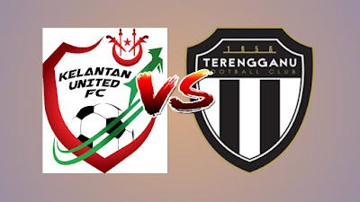 Live Streaming Kelantan United vs Terengganu Piala FA Malaysia 16.4.2019