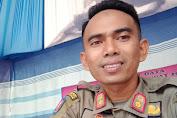 90 Personil Satpol PP Kabupaten Wajo Ikut Mengamankan Pelantikan Anggota DPRD Kabupaten Priode 2019-2024