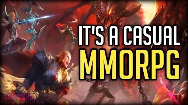 Rebirth of Chaos : Eternal Saga