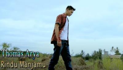 Lirik Lagu Pof Malaysia Thomas Arya - Rindu Manjamu