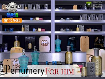 Магазины — наборы мебели и декора для Sims 4 со ссылками для скачивания