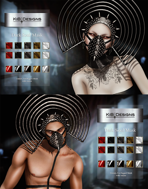 KiB Designs - 2 New Releases @Darkness Event