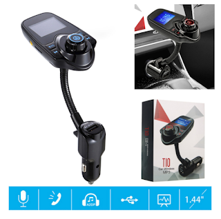 t10 trasmettitore wireless bluetooth