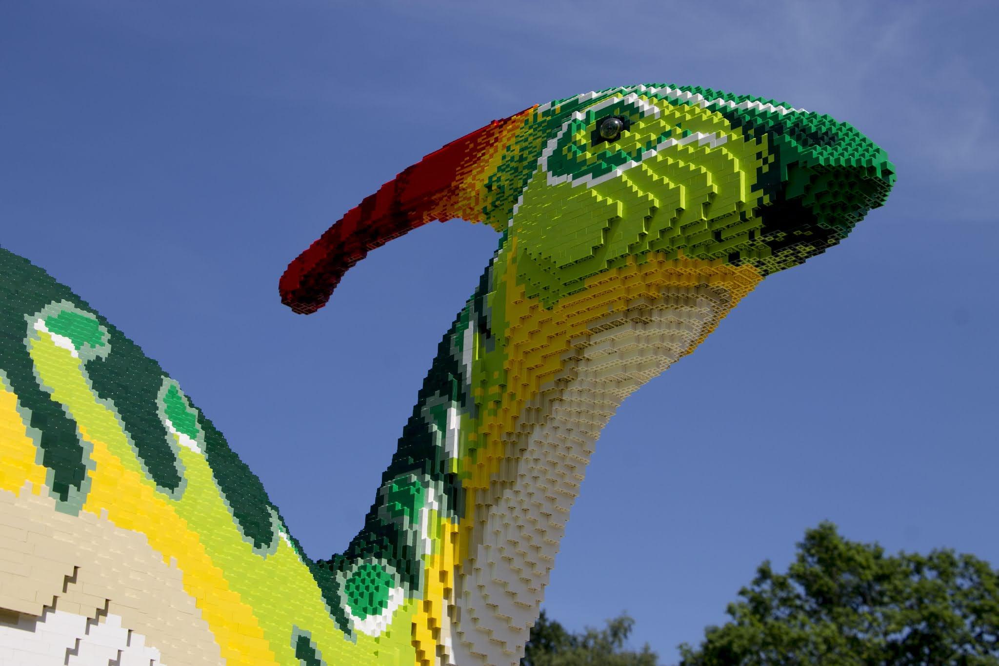 brickosaurs brick dinosaur