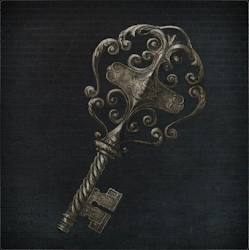 Balcony Key