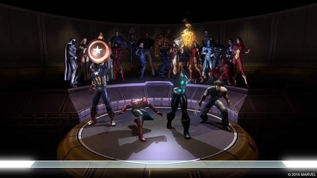 Marvel: Ultimate Alliance PC Full