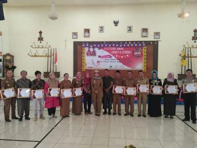 """Bupati Lampung Timur Buka Festival Anak """"Genius"""""""