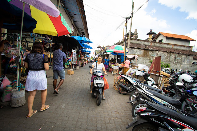 Mercato di Ubud