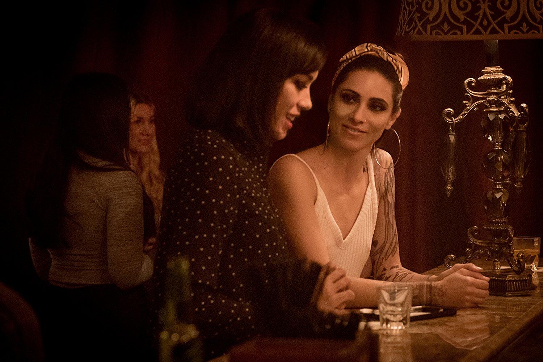Emma en la primera temporada de 'Vida'