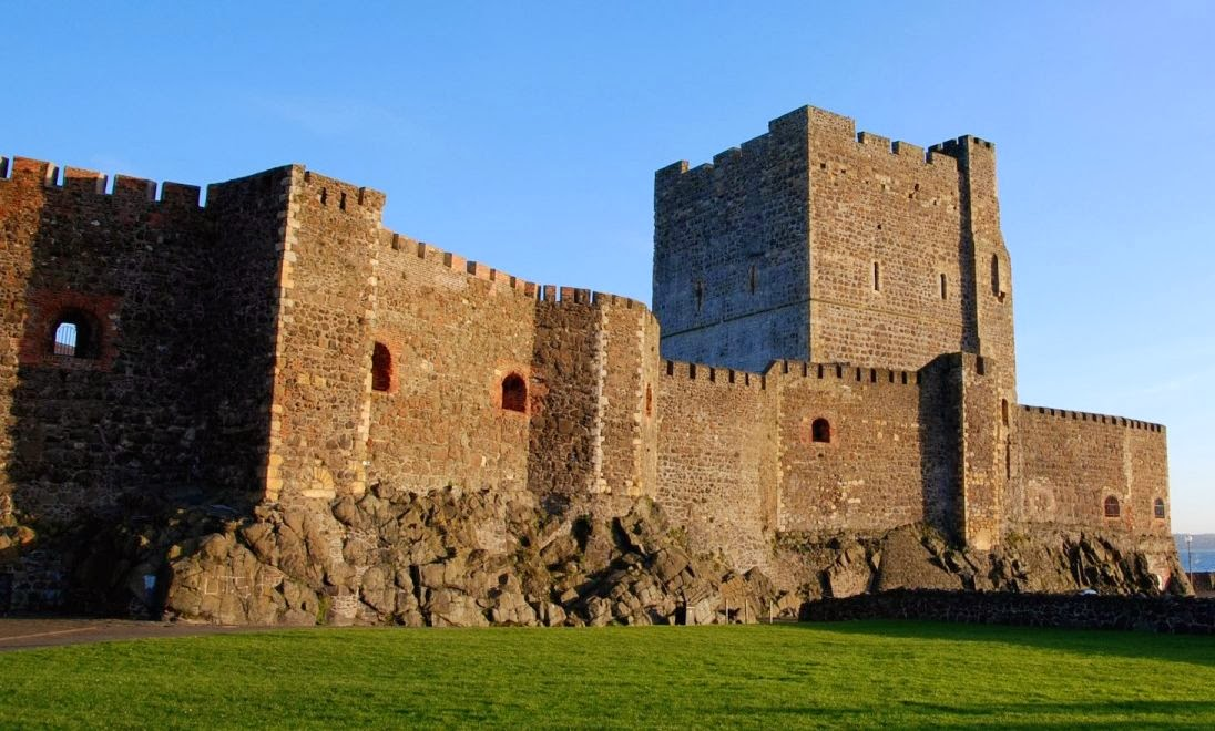 800 years of Irish history unraveled in castle dig