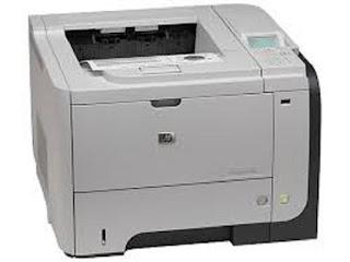 Picture HP LaserJet Enterprise P3015n Printer
