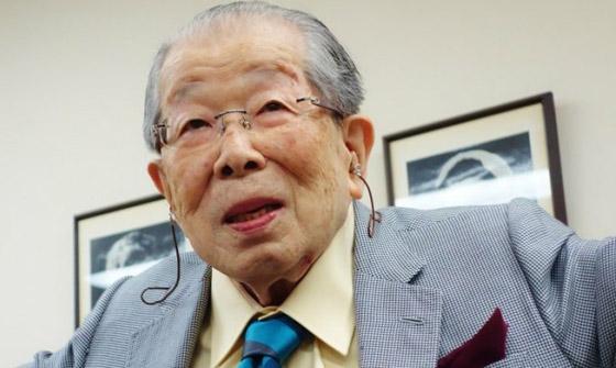 14 نصيحة لحياة طويلة من طبيب ياباني عاش لمدة 106 سنة !