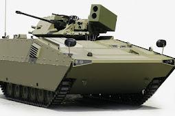 Teknologi Militer Indonesia Terbaru : Ranpur Amfibi BVP-2 Terlahir Kembali Menjadi BVP-M2 SKCZ Setelah di Upgrade dan Modernisasi Total