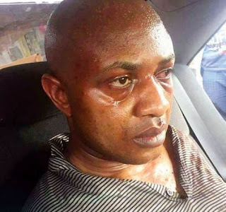 Evans built a house for his mum at nnewi