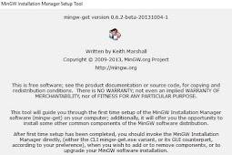 Cara Install MinGW Untuk Keperluan Coding Anda