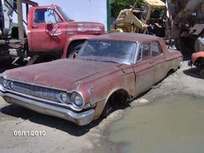 """Το αυτοκίνητο που σκότωσε περισσότερα απο 17 άτομα και ενέπνευσε τον Stephen King να γράψει το βιβλίο """"Christine"""""""
