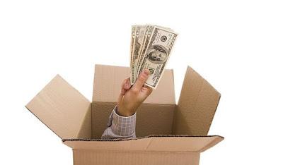 طريقة ربح المال من شراء المنتجات (استرجع البعض من اموالك)