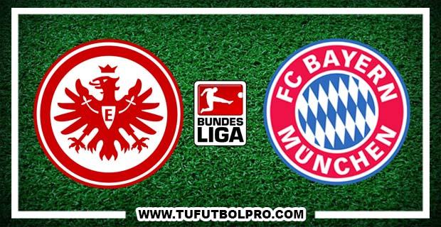 Ver Frankfurt vs Bayern Munich EN VIVO Gratis Por Internet Hoy 15 de Octubre 2016