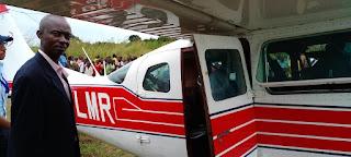 Fin CPT-Kasongo-Lunda et retour Kinshasa
