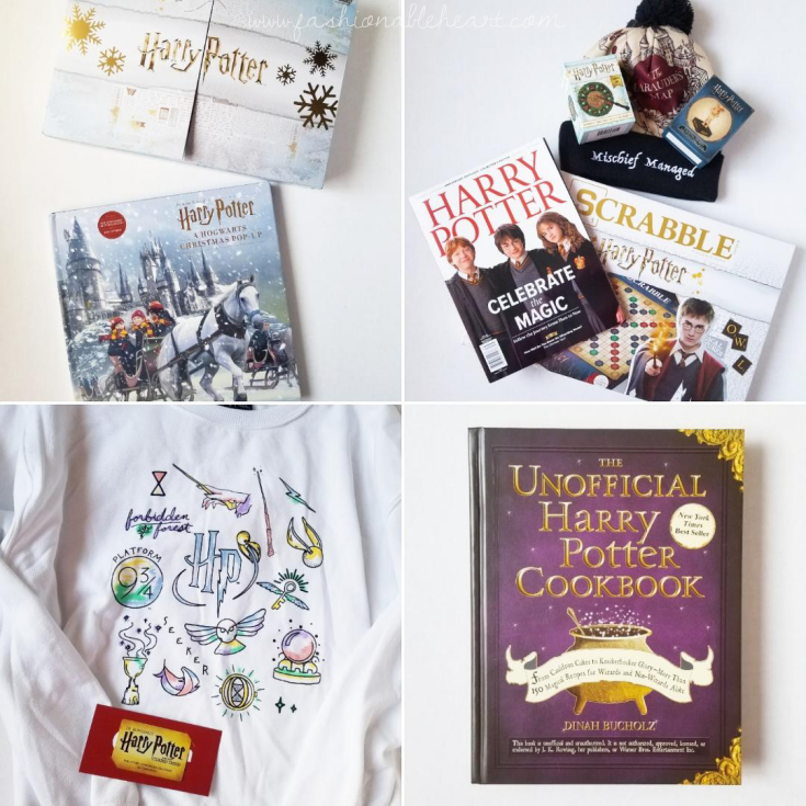 bloggersca, bbloggerca, lbloggers, lifestyle blog, canadian blog, southern blogger, what i got for christmas, 2019, gifts, christmas gifts, holiday gifts, harry potter, hufflepuff, target, advent calendar, pop-up christmas, funko pop, marauders map hat, hot topic, magic wreath, talking dobby, harry potter scrabble, sweatshirt, target, harry potter and the cursed child, mirvish productions, unofficial harry potter cookbook, chapters indigo
