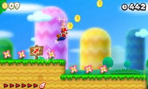 SONIC GAMES ONLINE: Mario flash game