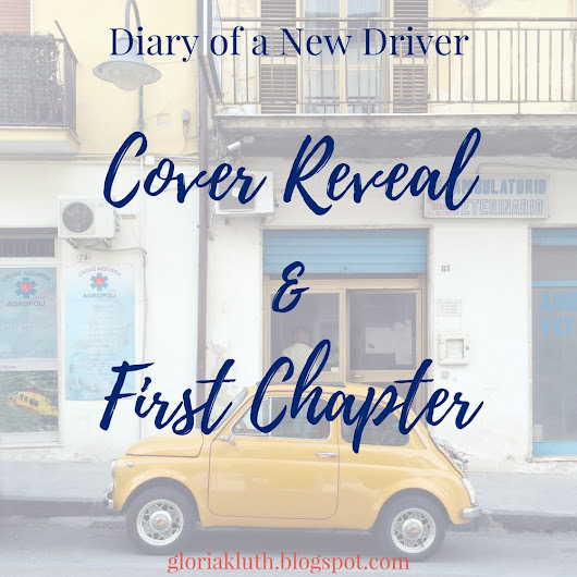 Diary of a New Driver - Cover Reveal & First Chapter