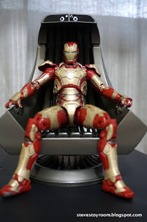 iron man star wars mark 42 marvel legends