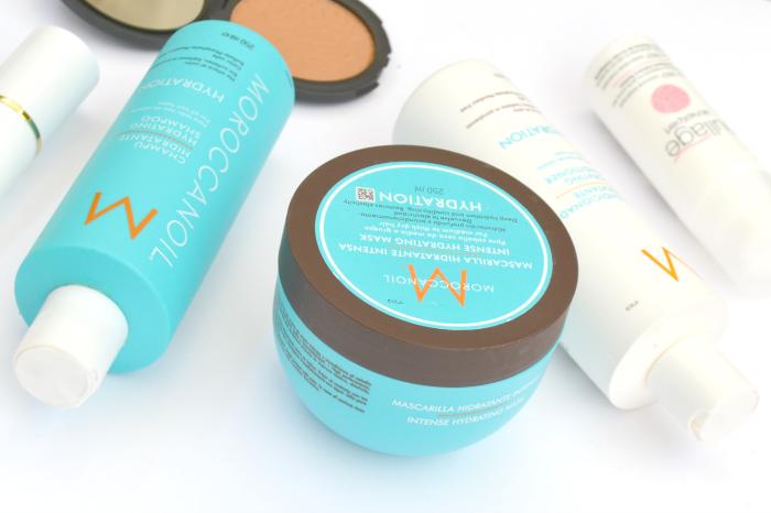 selección de los productos cosméticos del mes