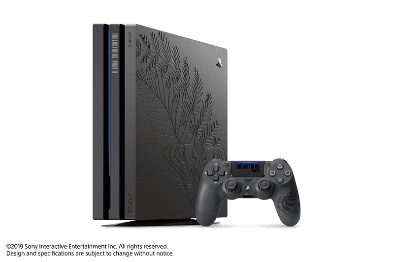 Sony PH to release PlayStation 4 Pro The Last of Us Part II on June 19