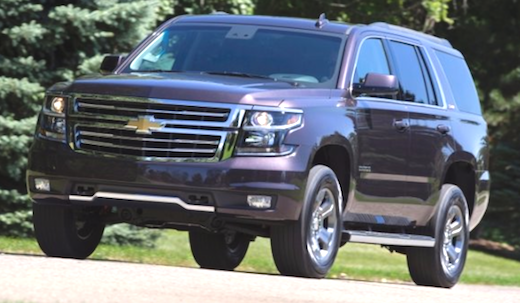 2019 Chevy Tahoe RST Reviews