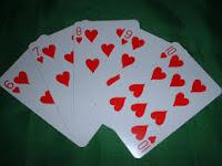 Straight Flush-Susunan Kartu Pada Permainan Poker