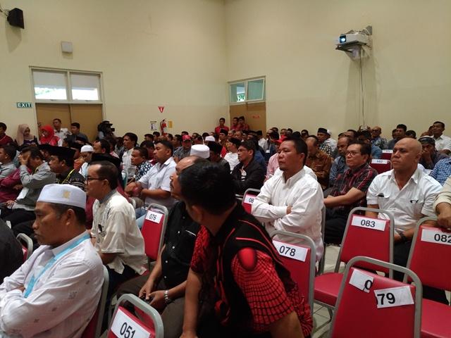 Inilah Calon Kepala Daerah di Aceh yang Tidak Lulus Kesehatan