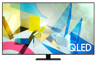 Samsung Q80T QLED 4K Smart TV