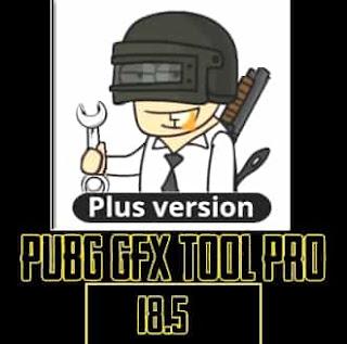 Pubg gfx tool  18.5