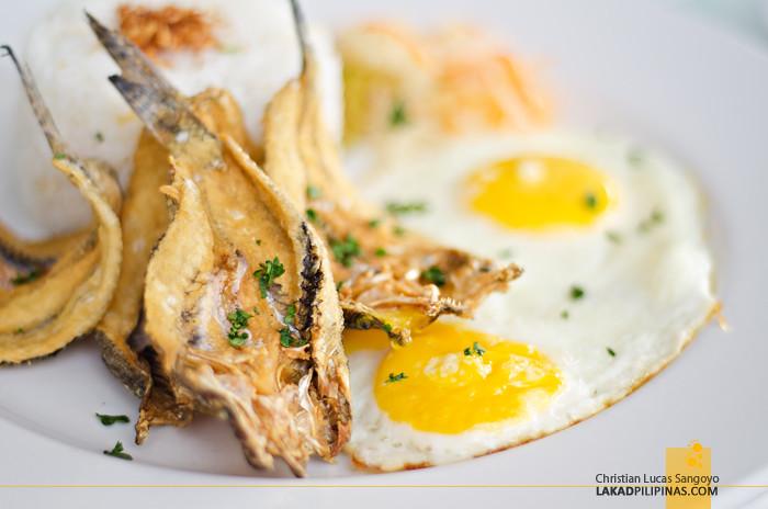 Estancia Tagaytay Breakfast Biyasilog