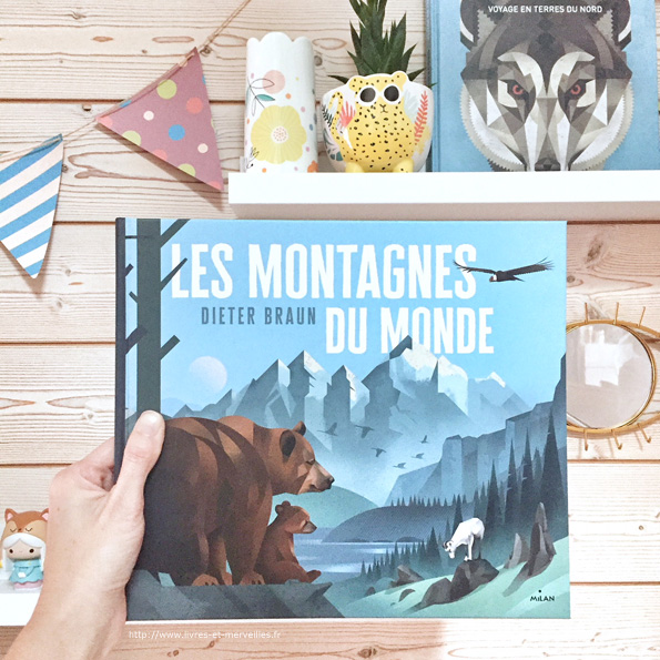 Les montagnes du monde de Dieter Braun