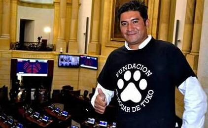 Concejal Animalista presenta comunicado a la Opinión Pública.