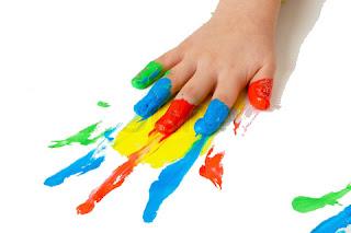 Pengertian Finger Painting Bagi Anak Usia Dini