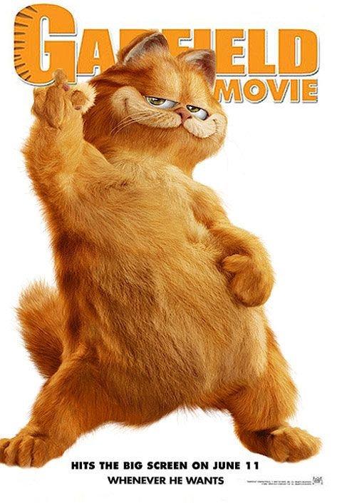 Garfield The Movie (2004)