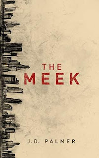 The Meek - a post-apocalyptic thriller by J.D. Palmer