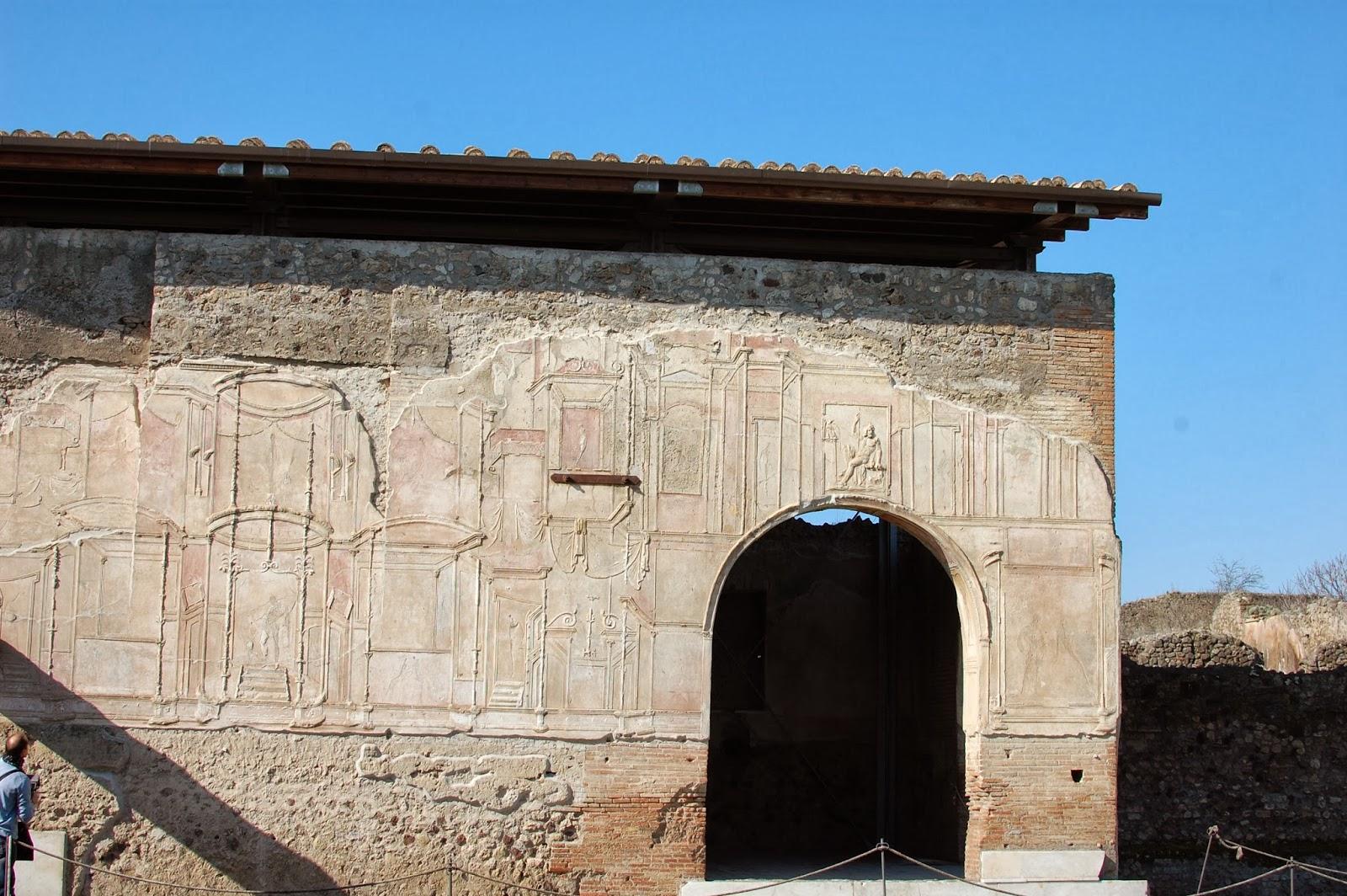 Avon Old Farms School 2014 Italy Trip Pompeii Mount